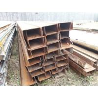 Швеллер 250х60х4мм (б/у - восстановленный)