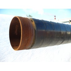 Труба 219х18мм (лежалая)